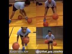 Elite Basketball Drills With Coach Tyrone